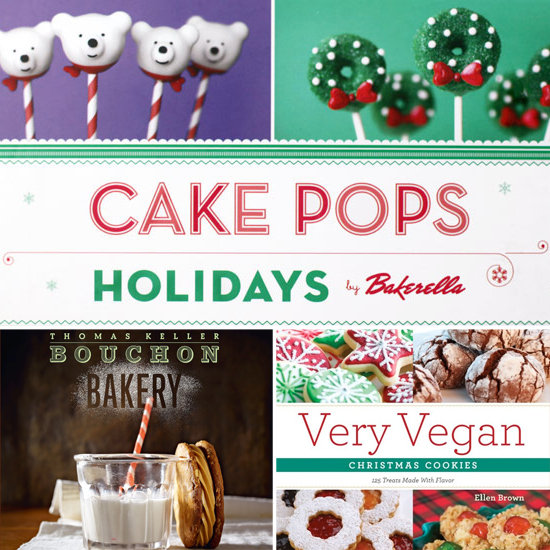 10 Sweet Cookbooks to Get Your Holiday Bake On