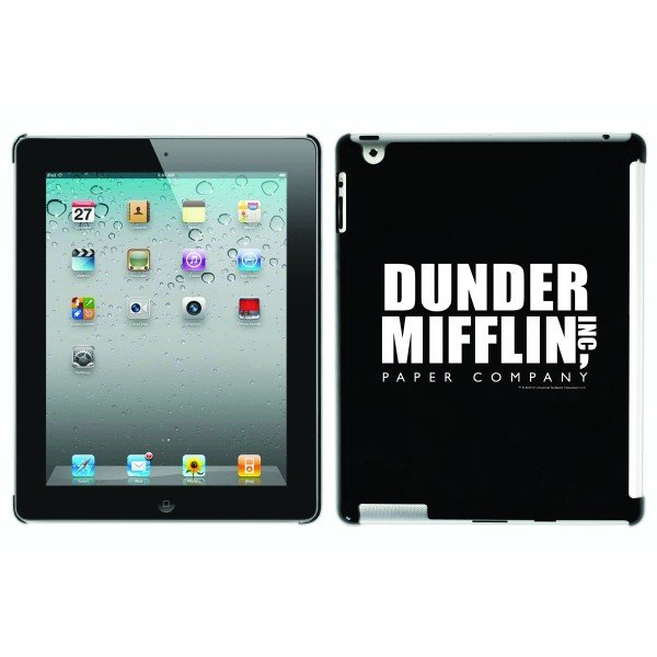 Dunder Mifflin iPad 2 Cover ($40)