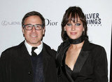 Jennifer Lawrence got together with David O. Russell for the NYC screening of Silver Linings Playbook.