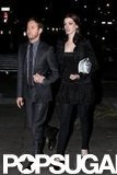 In Dec. 2009, Anne Hathaway and Adam Shulman had a date night at the Brooklyn Academy of Music.