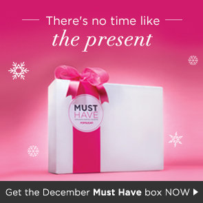 PopSugar Must Have Box December For Holidays