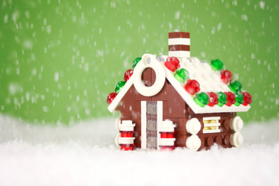 Gingerbread House Kit ($20)