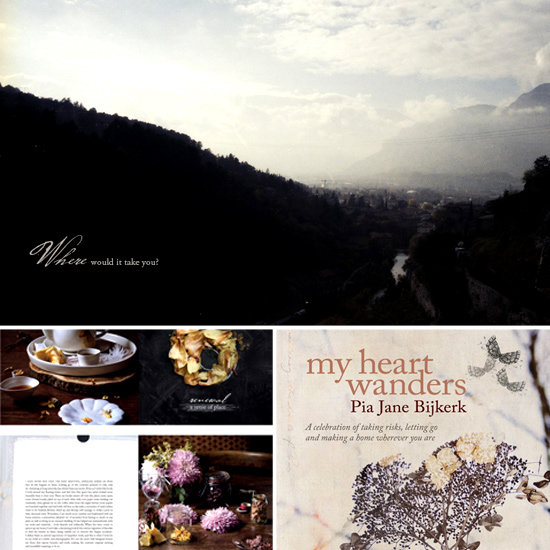 Gift her with an artsy book that she can keep going back to for design and travel inspiration — we suggest My Heart Wanders by Pia Jane Bijkerk ($35) — it's a visually enchanting story that follows the author's path to letting go and finding herself abroad.