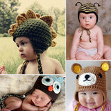 10 Adorable Animal Hats For Keeping Little Heads Warm