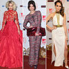 Rita Ora, Louise Roe and Pixie Geldof&#039;s Style at the EMAs