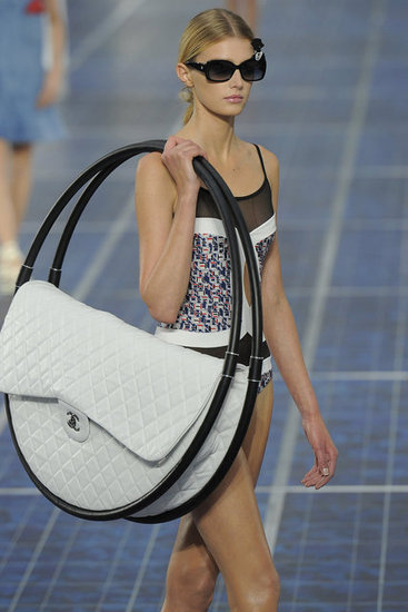 Chanel's Hula Hoop Bag