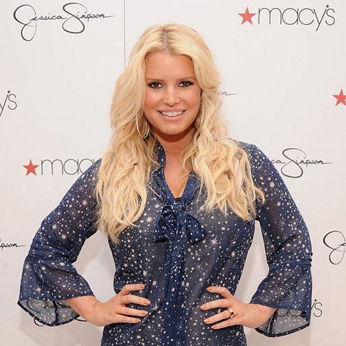 Jessica Simpson's New Perfume Vintage Bloom
