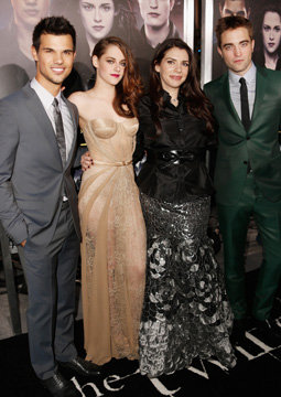 6. The Twilight Saga Ends