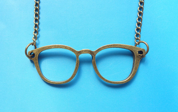 Glasses Pendant