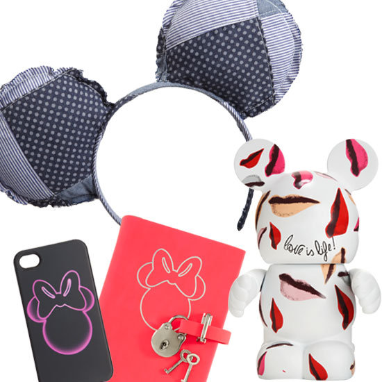 See the Pieces From the Barneys X Disney Electric Holiday Collection