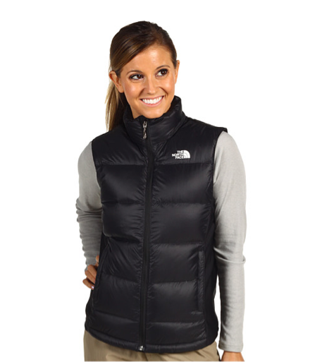 The no-fail North Face crimptastic hybrid down vest ($170) is a timeless outerwear classic, and with its no-frills look, you can wear it with just about anything.