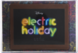 Electric Holiday Chocolate Postcard ($28)
