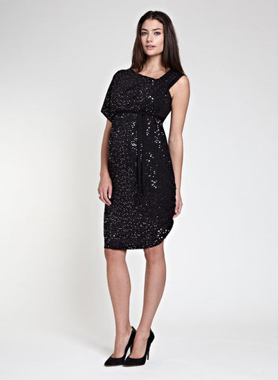 For New Year's Eve: Isabella Oliver Maisy Sequin Maternity Dress