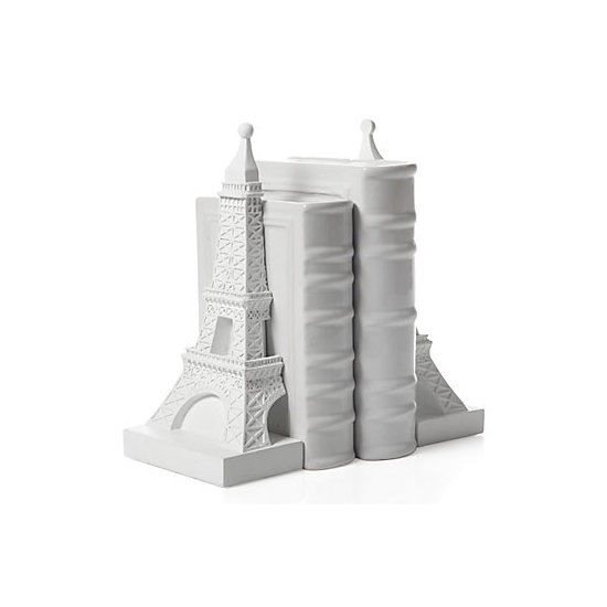 Help your pal organize her favorite reads in style with Z Gallerie Eiffel Tower Bookends ($30 for two).