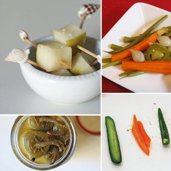 Tickle Your Taste Buds With Tart Pickle Recipes
