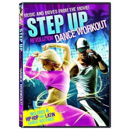 Step Up Revolution Dance Workout ($15)