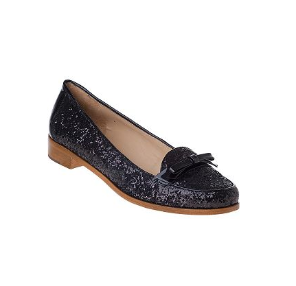 If you're not one for heels, these Kate Spade Cora Loafers ($225) would do the trick.