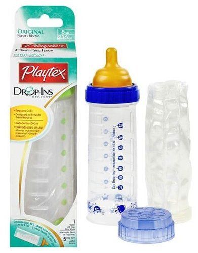 Playtex Drop-Ins Original Nurser