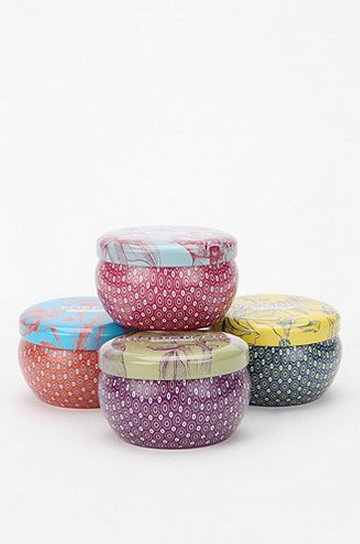 Thanks to the gorgeous reusable tin, the Paddywax Garden Crush Candle ($14 each) could transform into a chic box for jewelry and trinkets once the garden-scented candle has burned out.
