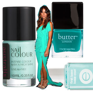 Shop Our Top 5 Aqua and Turquoise Nail Polish Picks