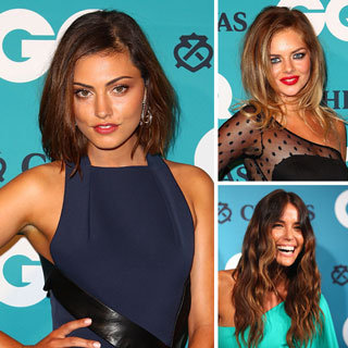 Celebrity Pictures at the GQ Men of the Year Awards