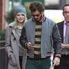Emma Stone and Andrew Garfield Have NYC Couple Time