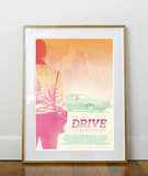 Drive Poster ($40)