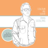 Color Me Good Coloring Book ($17)