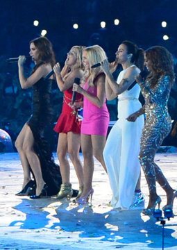 The Spice Girls Reunite