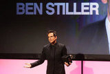 Ben Stiller was on stage at the American Cinematheque Awards in LA.
