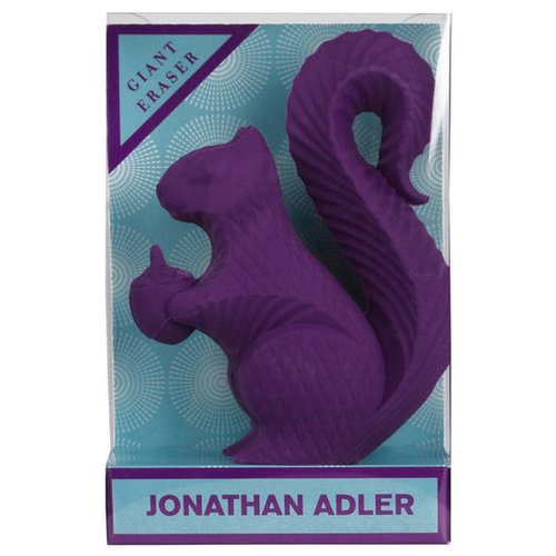 Jonathan Adler Squirrel Giant Eraser in Desk Accessories