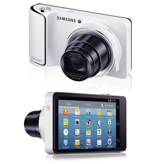 Samsung's WiFi Camera