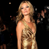 Kate Moss Launches Her New Book in Gold Marc Jacobs: Video