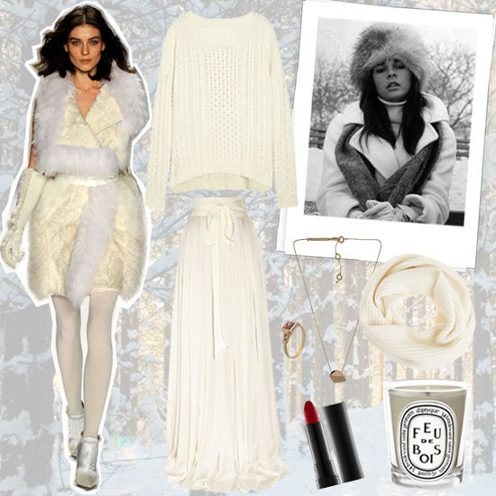 Forget what you heard! You can totally wear white all year long — and be the chicest one around.