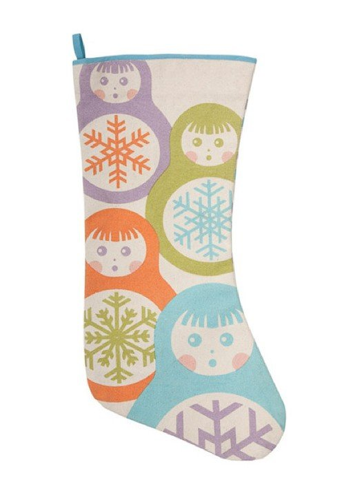 Matryoshka Stocking