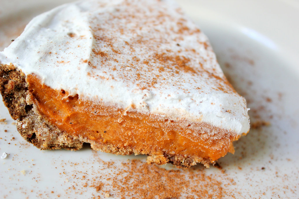 Desserts: Vegan Sweet Potato Pie