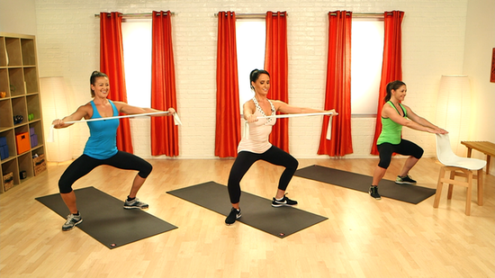 Power Up Your Metabolism! Pre-Holiday Pilates Workout