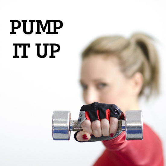 4 Basic Exercises Pumped Up With Weights