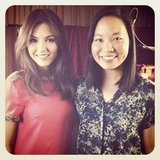 Jess met and interviewed Victoria Justice, the star of new film Fun Size.