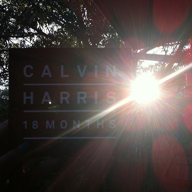"Jess spent some time listening to Calvin Harris' new album 18 Months. Verdict? ""Really good."""