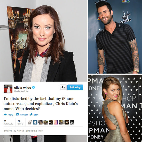Tweets of the Week: Olivia, Jesinta, Adam, Gaga & More