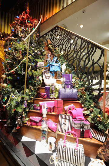 Henri Bendel Holiday 2012