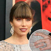 Jessica Biel&#039;s Caviar Manicure