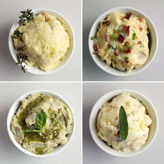 Mashed Potatoes Add-Ins
