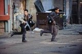 Josh Hutcherson and Connor Cruise in Red Dawn. Photo courtesy of Open Road Films