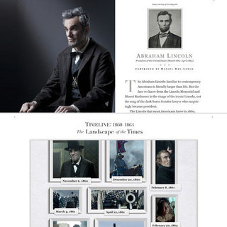 Lincoln Movie App
