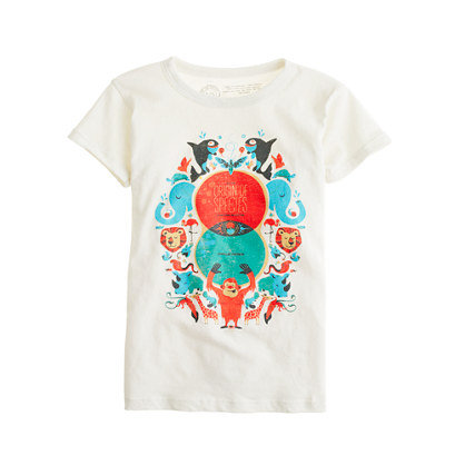 J.Crew Kids' Out of Print Tee