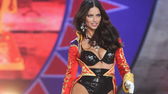 Adriana Lima Shares Her Holiday Indulgences and Love of Boxing