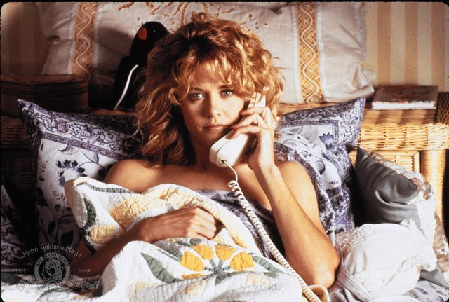 "Sally Albright, When Harry Met Sally ""You know, I'm so glad I never got involved with you. I just would have ended up being some woman you h"