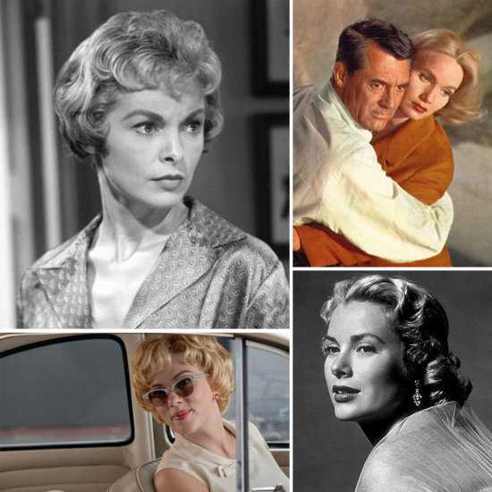 11 Classic Beauty Looks From Hitchcock's Leading Ladies